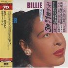 BILLIE HOLIDAY Lover Man album cover