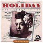 BILLIE HOLIDAY Miss Brown to You album cover