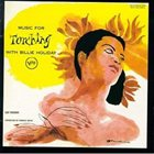 BILLIE HOLIDAY Music for Torching album cover