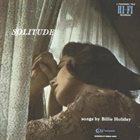 BILLIE HOLIDAY Solitude: Billie Holiday Story, Vol. 2 album cover