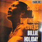 BILLIE HOLIDAY Songs for Distingué Lovers (aka One For My Baby) album cover