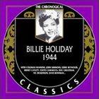 BILLIE HOLIDAY The Chronological Classics: Billie Holiday 1944 album cover