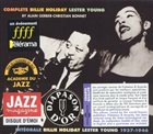 BILLIE HOLIDAY The Complete Billie Holiday and Lester Young 1937-1946 album cover