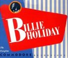 BILLIE HOLIDAY The Complete Commodore Recordings album cover