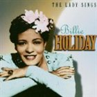 BILLIE HOLIDAY The Lady Sings album cover
