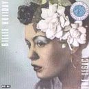 BILLIE HOLIDAY The Legacy 1933-1958 album cover