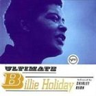 BILLIE HOLIDAY Ultimate Billie Holiday album cover