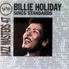 BILLIE HOLIDAY Verve Jazz Masters 47: Billie Holiday Sings Standards album cover