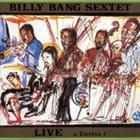 BILLY BANG Live at Carlos 1 album cover