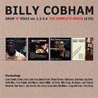 BILLY COBHAM Drum 'N' Voice,Vol.1-4 album cover