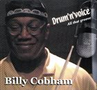 BILLY COBHAM Drum'n'voice: All That Groove album cover