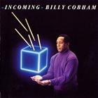 BILLY COBHAM Incoming album cover