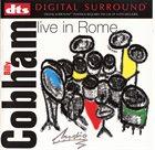 BILLY COBHAM Live In Rome album cover