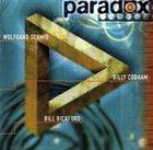 BILLY COBHAM Paradox album cover