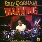 BILLY COBHAM Warning album cover