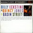 BILLY ECKSTINE At Basin St. East album cover