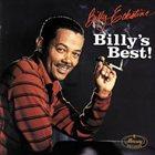 BILLY ECKSTINE Billy's Best! album cover