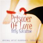 BILLY ECKSTINE Prisoner of Love album cover