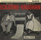 BILLY ECKSTINE Sing the Best of Irving Berlin album cover