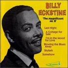 BILLY ECKSTINE The Magnificent Mr. B album cover