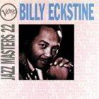 BILLY ECKSTINE Verve Jazz Masters 22 album cover