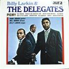BILLY LARKIN Billy Larkin & The Delegates album cover