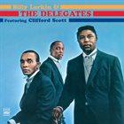 BILLY LARKIN Billy Larkin & The Delegates Featuring Clifford Scott album cover