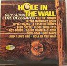 BILLY LARKIN Hole In The Wall album cover