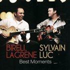 BIRÉLI LAGRÈNE Best Moments album cover
