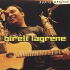 BIRÉLI LAGRÈNE Gipsy Project Album Cover