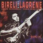 BIRÉLI LAGRÈNE Live in Marciac album cover