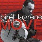 BIRÉLI LAGRÈNE Move Album Cover
