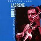BIRÉLI LAGRÈNE My Favorite Django album cover