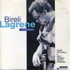BIRÉLI LAGRÈNE Standards album cover