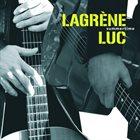 BIRÉLI LAGRÈNE Summertime (with Sylvain Luc) album cover