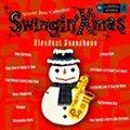 BLOODEST SAXOPHONE Swingin' X-mas - Winter Jazz Collection album cover