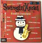 BLOODEST SAXOPHONE Swingin' X'mas ~Winter Jazz Collection~ album cover