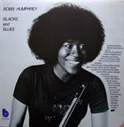 BOBBI HUMPHREY Blacks and Blues Album Cover