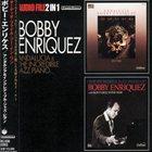BOBBY ENRIQUEZ Andalucia/Incredible Jazz album cover