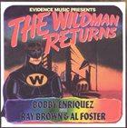 BOBBY ENRIQUEZ The Wildman Returns album cover