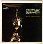 BOBBY GORDON (CLARINET) The Lamp Is Low album cover