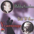 BOBBY GORDON (CLARINET) Yearnings album cover