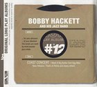BOBBY HACKETT Coast Concert album cover