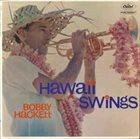 BOBBY HACKETT Hawaii Swings album cover