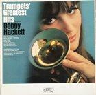 BOBBY HACKETT Trumpets' Greatest Hits album cover