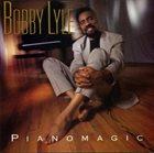 BOBBY LYLE Pianomagic album cover