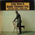BOBBY TIMMONS Easy Does It album cover
