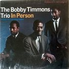 BOBBY TIMMONS In Person album cover