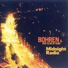BOHREN & DER CLUB OF GORE Midnight Radio album cover