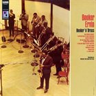 BOOKER ERVIN Booker 'N' Brass album cover